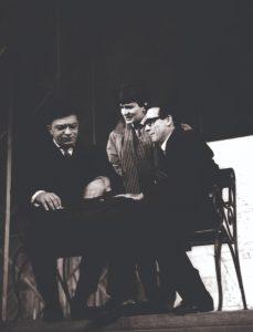 Ucigas fara simbrie - Costel Constantinescu, Radu Beligan, Mihai Fotino