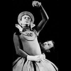 """""""Umbra"""" regia David Esrig, 1963, Dumitru Chesa, Gheorghe Dinică"""