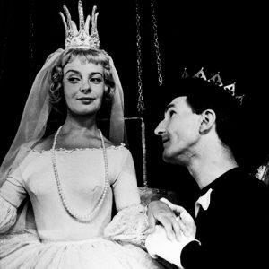 """Umbra"" regia David Esrig, 1963, Sanda Toma, Gheorghe Dinică"