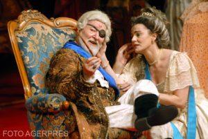 Ecaterina cea Mare, 2008, TNB http://www.rador.ro/2018/09/14/portret-stefan-iordache-actorul-rege-un-aristocrat-al-artelor-spectacolului/