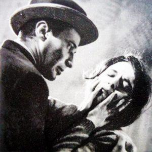 Doi pe-un balansoar, 1964, Regia Radu Penciulescu, Teatrul Mic București. cu Leopoldina Balanuta si Victor Rebengiuc