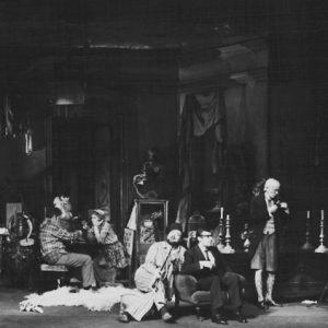 George Constantin in rolul în Tango regia Radu Penciulescu 1967