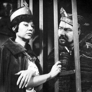 Henric al IV lea în Henric al IV lea regia Lucian Giurchescu 1966