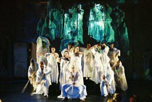 Odiseea 2001, regia Catalina Buzoianu, arhiva Teatrului Bulandra