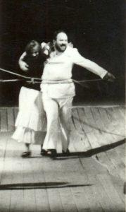 Regele Lear, regia Radu Penciulescu cu Valeria Seciu si George Constantin