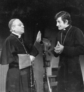 Vicarul, regia Radu Penciulescu, 1972, Bulandra