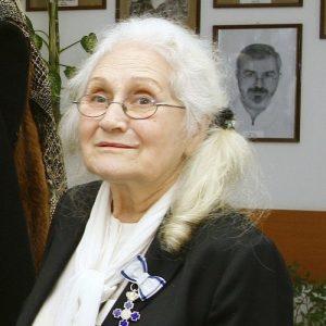 Catalina Buzoianu - Doctor Honoris Causa UNATC
