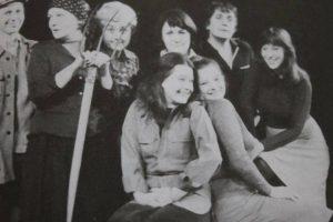 interviu de Ecaterina Oproiu, regia Catalina Buzoianu 1976