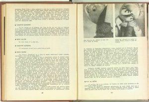 O artă majoră: Teatrul de păpuşi, revista Teatrul nr. 9/1962