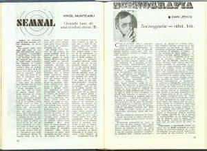 Scenografie - subst. fem. (Nr. 2 - 1985)