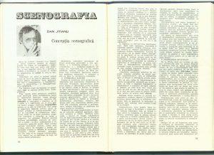 Concepţia scenografică (Nr. 3 - 1985)