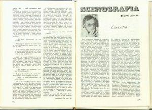 Execuţia (Nr. 5 - 1985)