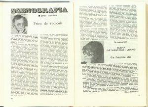 Frica de radicali (Nr. 9 - 1985)