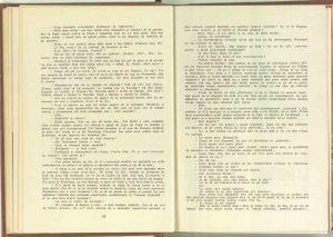 O discuţie neprofilată, Revista Teatrul, nr. 9/1960