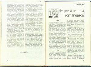 Impresii scenografice din China (II). Învăţămîntul superior de teatru, scenografie şi arte plastice (Nr. 3 - 1986)