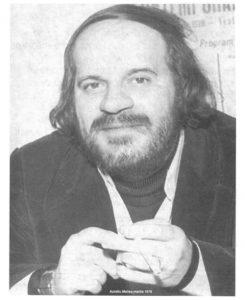 fotografie Aureliu Manea, sursa foto: Revista Teatrul azi, Nr. 1, 2/1999, p. 7