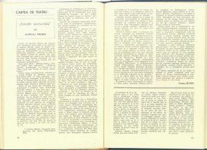 Corina Șuteu, «Energiile spectacolului» de Aureliu Manea (rubrica Cartea de teatru) în revista Teatrul, Nr. 11/1983, pp. 84, 85.