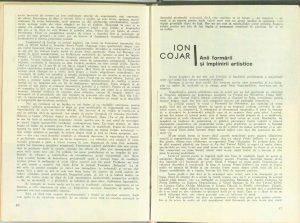 Csiki András, O maturitate demnă de tinereţea noastră în revista Teatrul nr.12/1967, pp. 44-47