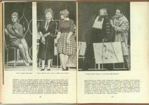 Articol despre spectacolul Mi se pare romantic de Radu Cosașu- Teatrul de Comedie Bucureşti, data premierei: 18.10.1961