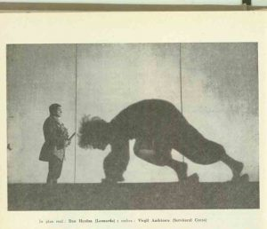Imagini din spectacolul Vilegiatura; Patima pentru vilegiatură; Urmările vilegiaturii de Carlo Goldoni - Teatrul de Stat - Constanţa, data premierei: 18.04.1969