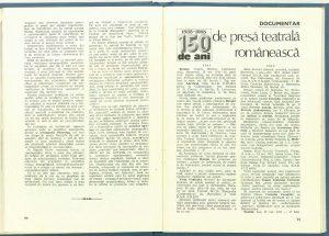 Relaţia scenograf - şef de producţie (Nr. 5 - 1986)