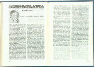 Relaţia scenograf-regizor tehnic (Nr. 6 - 1986)