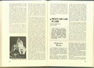"""Dinu Kivu, Cronica dramatică: """"Aceşti nebuni făţarnici"""" de Teodor Mazilu (Teatrul Maghiar de Stat din Cluj-Napoca) în Revista Teatrul nr. 7,8/1980, pp. 127-129"""