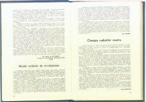 Chezășia realizărilor noastre (Nr. 1 - 1989)