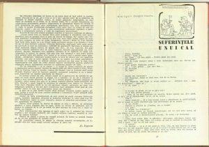 Suferinţele unui cal, Revista Teatrul nr. 9/1961