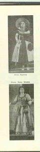 Imagini din spectacolul Trei fraţi gemeni veneţieni de Antonio Collalto Mattiuzzi - Teatrul Naţional 'Ion Luca Caragiale' - Bucureşti, data premierei: 08.06.1973