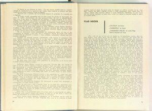 """Prefaţă la noua stagiune: """"Caligula"""" de Camus, """"Cameristele"""" de Genêt, """"Tulburarea apelor"""" de Lucian Blaga (Teatrul Naţional din Cluj) (legătura la revistă: Nr. 9 - 1968)"""