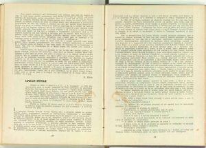17 Regizori – Lucian Pintilie, Revista Teatrul nr. 4/1964