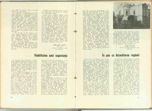 Csiky András, Viabilitatea unei experienţe în revista Teatrul nr. 4/1966, pp. 90-91