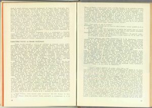 Trecutul şi prezentul dramei istorice româneşti, Revista Teatrul nr. 8/1966