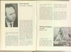 """Directorii despre stagiune: """"Acea ideală omogenitate"""" (legătura la revistă: Nr. 9 - 1969)"""
