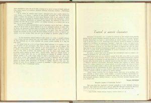 Teatrul și autorii dramatici, Revista Teatrul nr. 6 iunie/1957