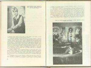 Gingaşa activitate de formare a spectatorului prim (colocviu), Revista Teatrul nr. 3/1969