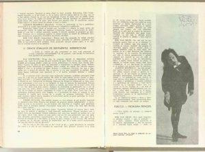Care este destinul pantomimei în arta contemporană ? (colocviu), Revista Teatrul nr. 4/1969