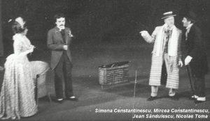 O scrisoare pierdută (1979), Stagiunea 1979-1980, Regia artistică: Alexandru Colpacci, Decor: arh.Dan Jitianu, data premierei: 8 noiembrie 1979