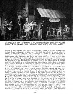 Rinocerii pe scena teatrului de comedie de Florin Tornea