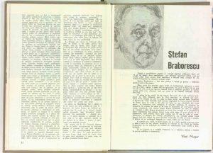 Ştefan Braborescu (legătura la revistă: Nr. 1 - 1971)