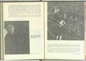"""Traian Șelmaru, """"Capul de răţoi"""" în optica de azi (""""Capul de răţoi"""" de G. Ciprian la Teatrul de Comedie) în revista Teatrul nr. 6/1966"""
