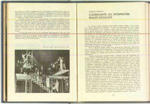 Proiecte de reformă teatrală, Revista Teatrul nr. 3 martie/1958
