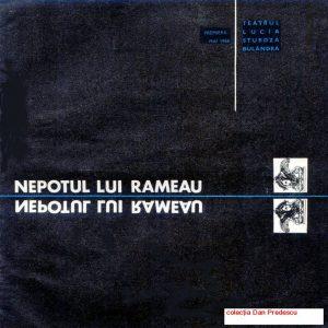 Nepotul lui Rameau, regia David Esrig