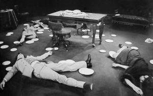Cântăreața cheală și Jacques și supunerea de Ionescu - la Ärhus Teater