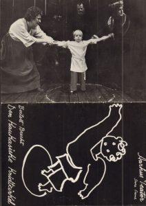 Aarhus Teater, caiet program Cercul de cretă de B.Brecht