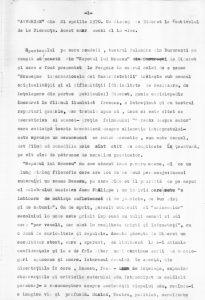 Arnaldo Mariotti, Un dialog de Diderot la Festivalul de la Florența. Acest amar secol al 18-lea
