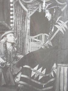 Baffalo Bill și indienii, Candid Stoica și Silviu Stănculescu