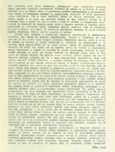 """Mira Iosif, """"Surprizele scenei"""", în Teatrul, nr. 2 / 1964, p. 75"""
