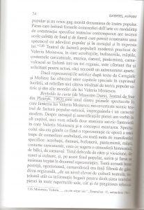 Gabriel Avram, Regizorul Valeriu Moisescu. Ipostaze creative. Editura Antet, 2009, p. 74